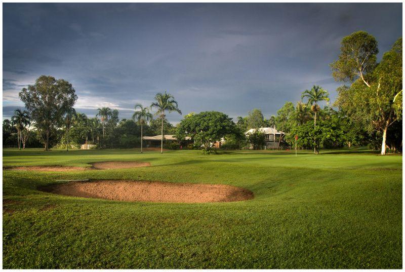 Darwin Golf Club Restaurant